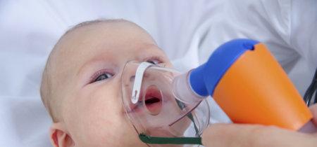 Protege a tu bebé de las infecciones respiratorias