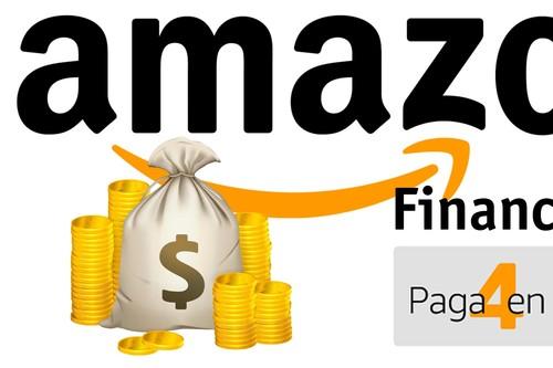 La financiación llega a Amazon, de la mano de Cofidis, con Credit Line y Paga en 4: hasta 30 meses y hasta 3.000 euros
