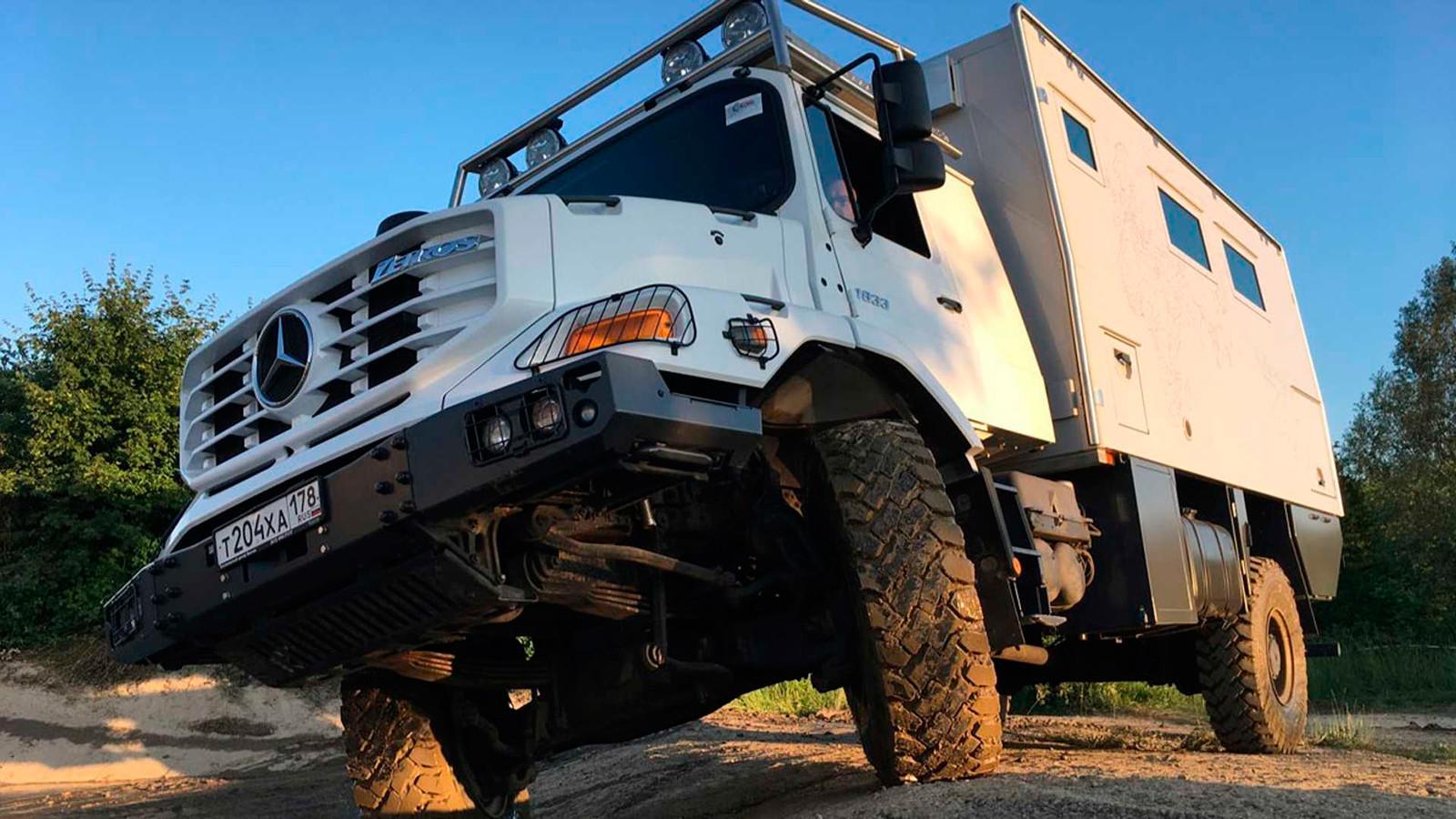 Foto de Pure 5000 Zetros Action Mobil (8/8)