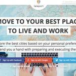 Con esta web podrás averiguar cómo mudarte fácilmente a la ciudad del mundo que tú elijas