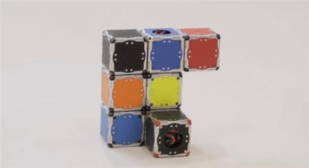 M-Blocks: Los robots modulares y autoensamblables sí son posibles