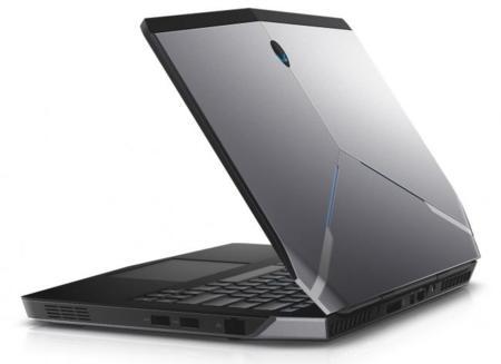 Alienware 13, el portátil para juegos más pequeño de Dell