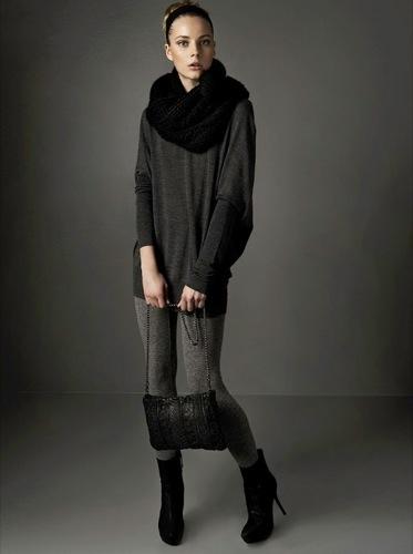 Nuevos looks y estilos de Zara, Otoño-Invierno 2009/2010, jersey