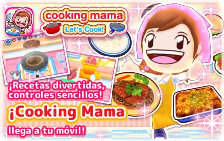 Cooking Mama: Let's Cook!, aprende a cocinar jugando en tu Android con el famoso juego de cocina