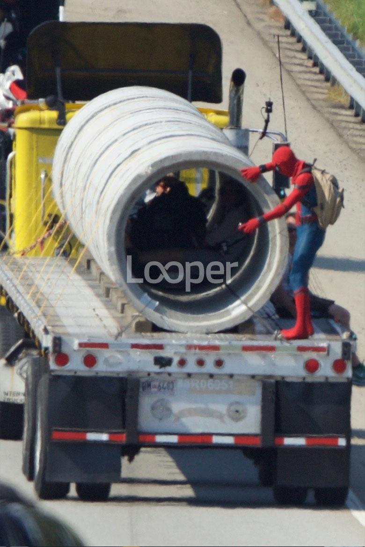 Foto de 'Spider-Man: Homecoming', primeras imágenes del rodaje (9/15)