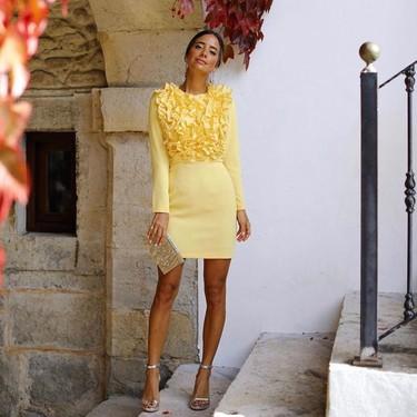 Cómo combinar zapatos y bolso para una boda y que sean el centro de atención de tu look de invitada (sea cuál sea tu vestido)
