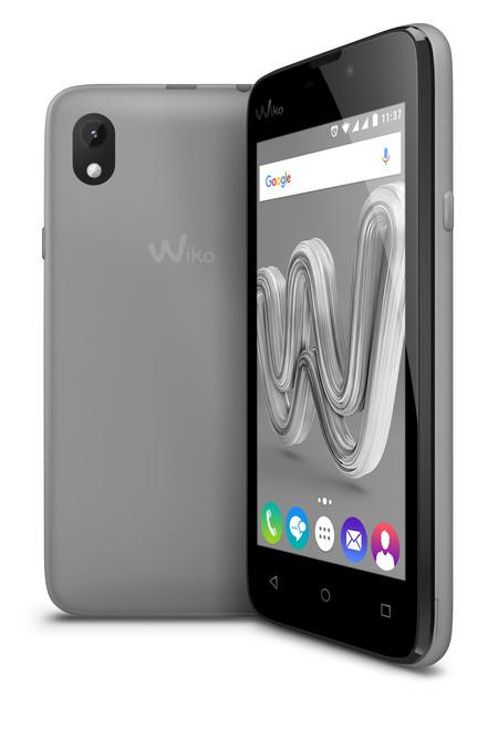 Wiko Sunny Max Silver Compo Mwc2017