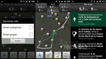 Navigation de Google