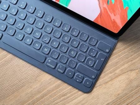 Aumenta la productividad usando tu iPad Pro con el Smart Keyboard Folio, rebajado a 169,95 euros en eBay