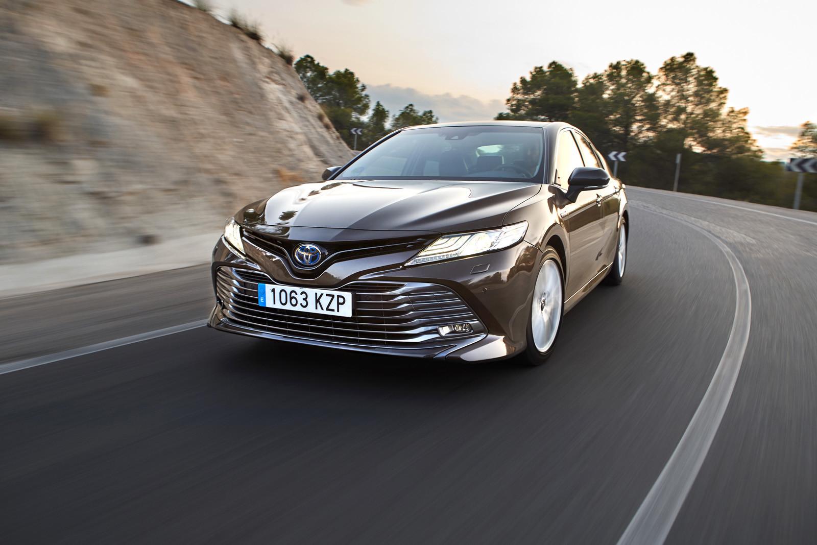 Foto de Toyota Camry 2020 (presentación) (43/75)