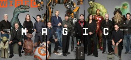 ILM celebra 40 años creando magia en el cine, la imagen de la semana