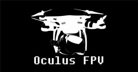 Este es el resultado al controlar la cámara de un dron con Oculus Rift