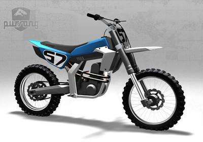 Pursang Motocross Bike Project