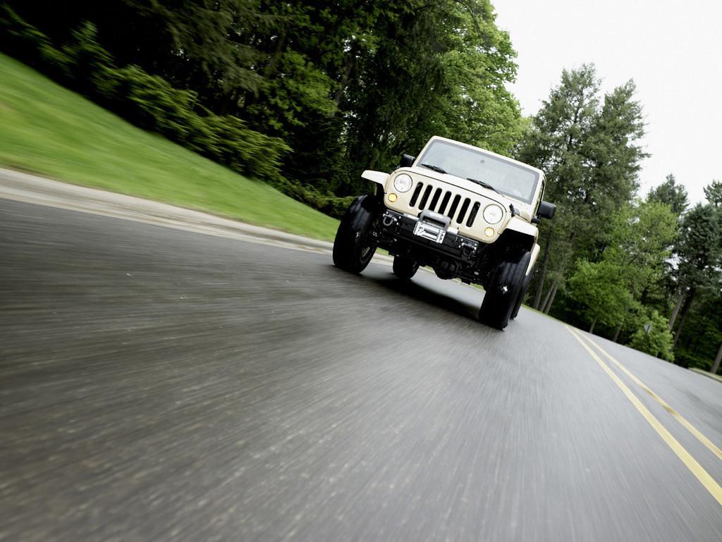 Foto de Jeep Wrangler JT Concept (7/33)