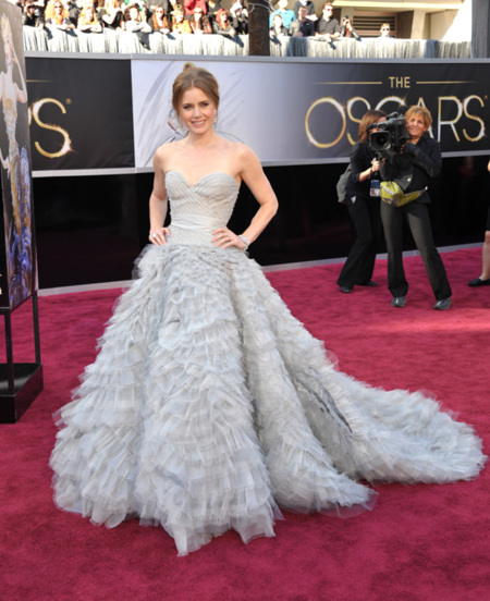 Amy Adams Oscar 2013
