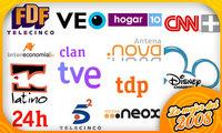 Lo mejor del 2008: Mejor cadena de TDT
