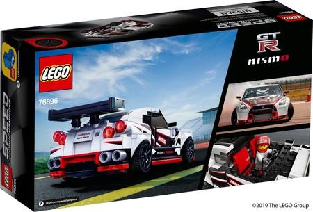 Lego Nissan Gt R Nismo 12