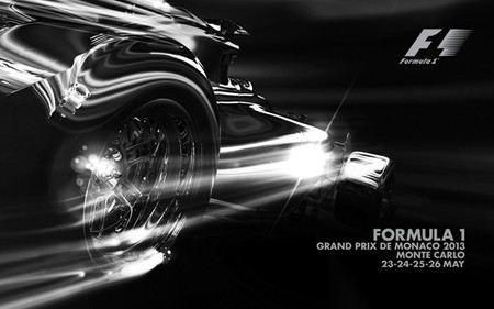 Gran Premio Mónaco Fórmula 1. Paseo de Nico Rosberg en las calles de Mónaco