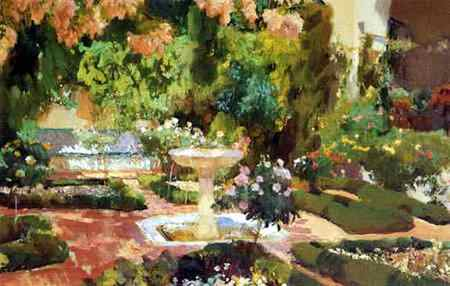 """Flower power"" en el Museo Sorolla con The Workshop Flores"