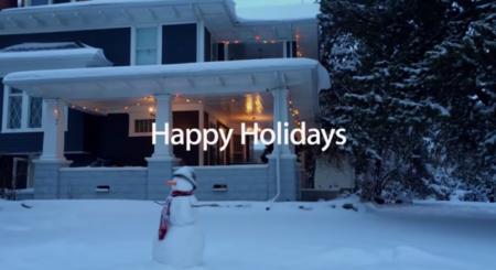 El pasado anuncio navideño de Apple, ganador de un Creative Emmy