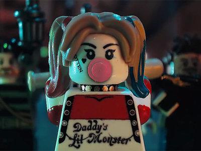 Sí, 'Escuadrón Suicida' es increíble, pero su adaptación a Lego es alucinante