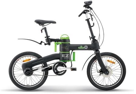 EZ pro db0, nueva bici eléctrica plegable