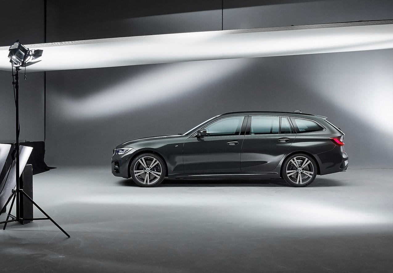 Foto de BMW Serie 3 Touring 2020 (3/28)