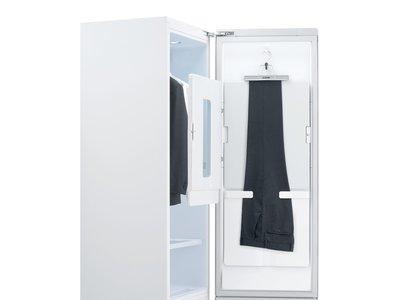LG llevará al CES 2018 su nuevo sistema para higienizar y planchar la ropa con vapor