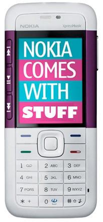 Nokia podría expandir el Comes With Music a otros contenidos
