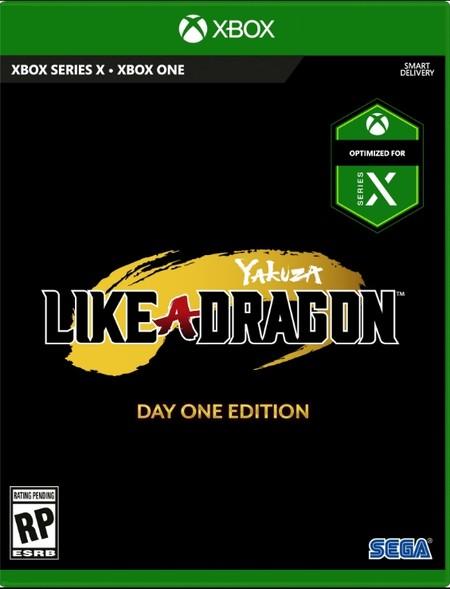 Xbox Series X caja