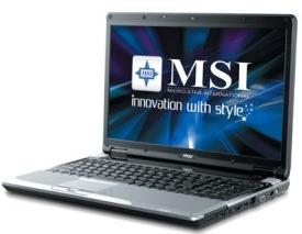 MSI Bravo EX620, portátil multimedia