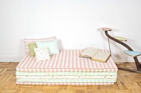 Preciosas colchonetas para la habitación infantil