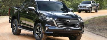 La Mazda BT-50 2021 lleva por lo alto el diseño y refinamiento de la casa en el mundo de las pick-ups