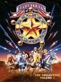 Galaxyrangers Dvd 1