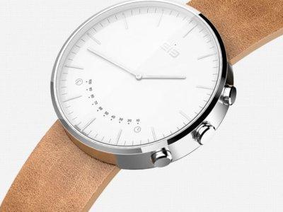 Elephone W2, tres meses de autonomía para un elegante reloj con funciones avanzadas