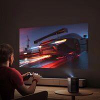 XGIMI lanza el Halo+, un proyector LED portátil Full HD que ajusta la imagen automáticamente sobre cualquier pared o pantalla