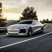 El Audi A6 e-tron Concept traza el camino de la siguiente generación de autos eléctricos de Audi
