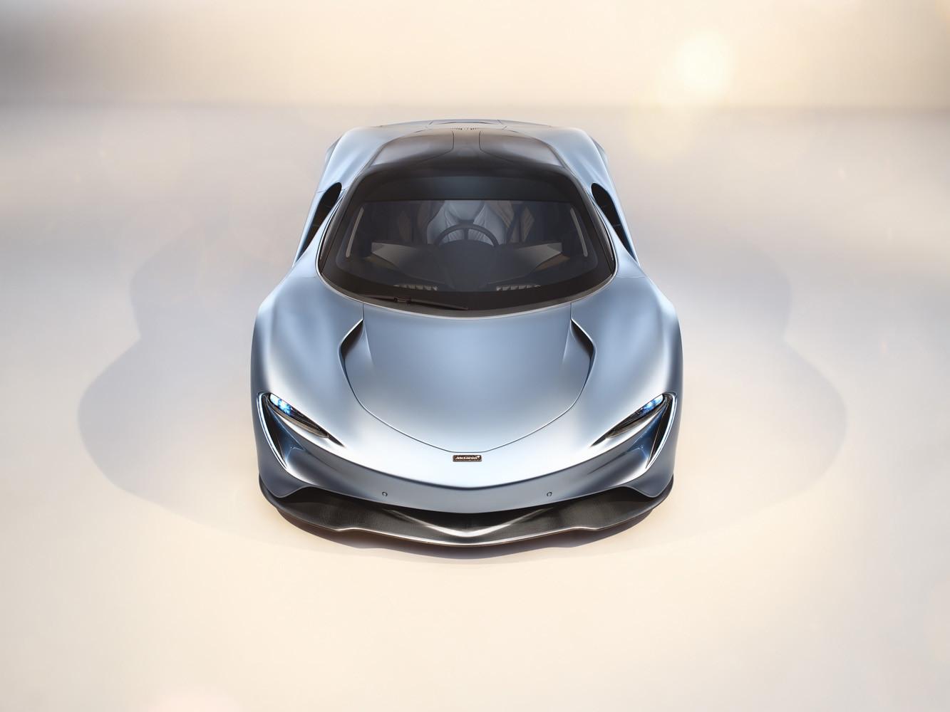 Foto de McLaren Speedtail (13/18)