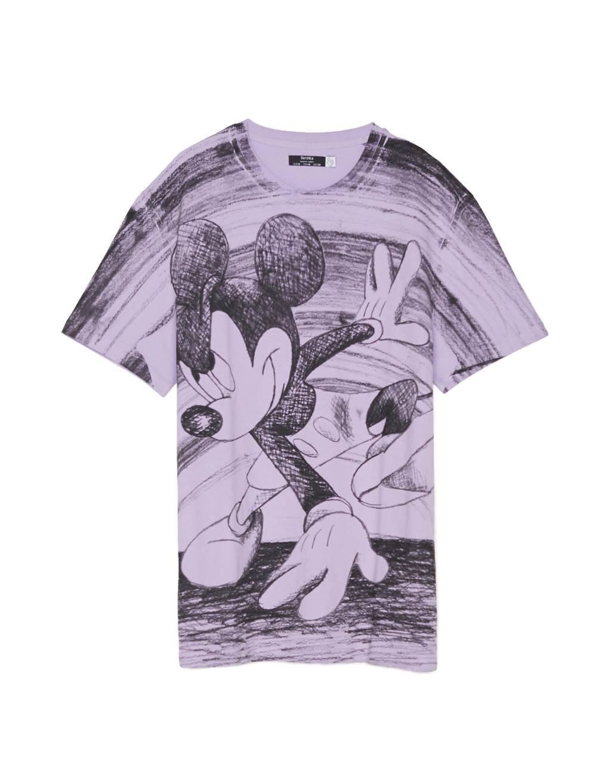 "Camiseta ""Mickey gets arty"""