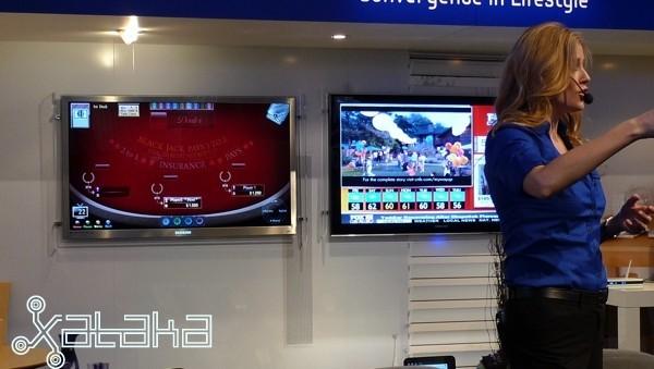 Foto de CES 2010, aplicaciones en la televisión (1/8)