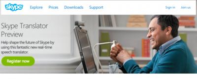 ¿Quieres ser de los primeros en probar Skype Translator? Microsoft abre un registro para la versión previa
