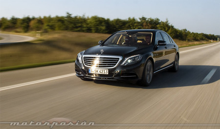 Mercedes-Benz S 500 Plug In Hybrid