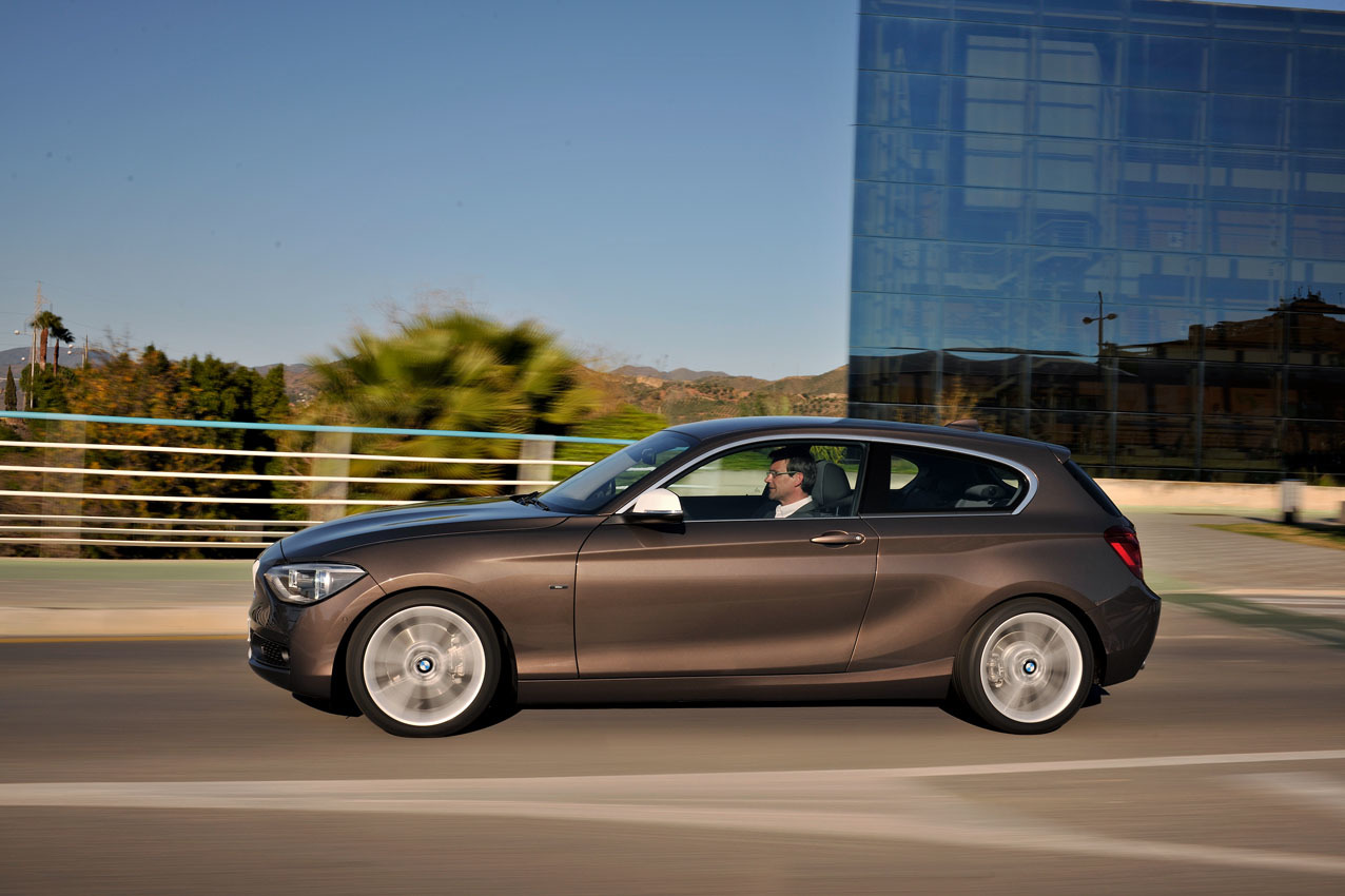 Foto de BMW Serie 1 3 puertas (8/33)