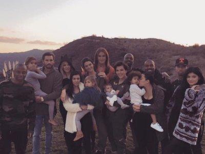 Las celebrities viven Acción de Gracias a través de las redes sociales