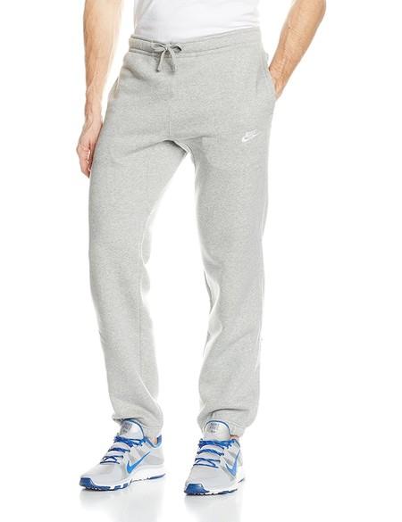 Atención: tenemos pantalones de chándal Nike CF FLC Club en gris desde 14,05 euros en Amazon
