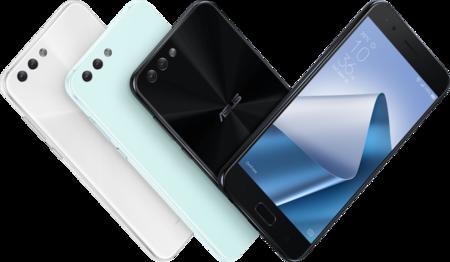 Zenfone 4 llega a México: un gama media-alta con Snapdragon 630 y 4 GB de RAM