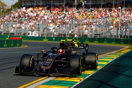 Magnussen Ricciardo Australia