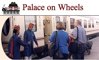 Palace on Wheels, tren de lujo en la India