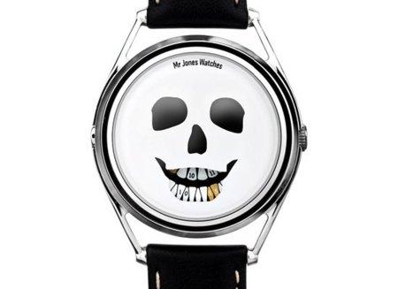 El reloj The Last Laugh te enseña los dientes