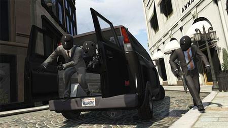 Los atracos en grupo de GTA V Online se retrasan indefinidamente